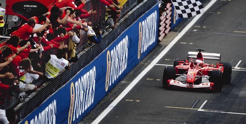 69 – 2003 British GP