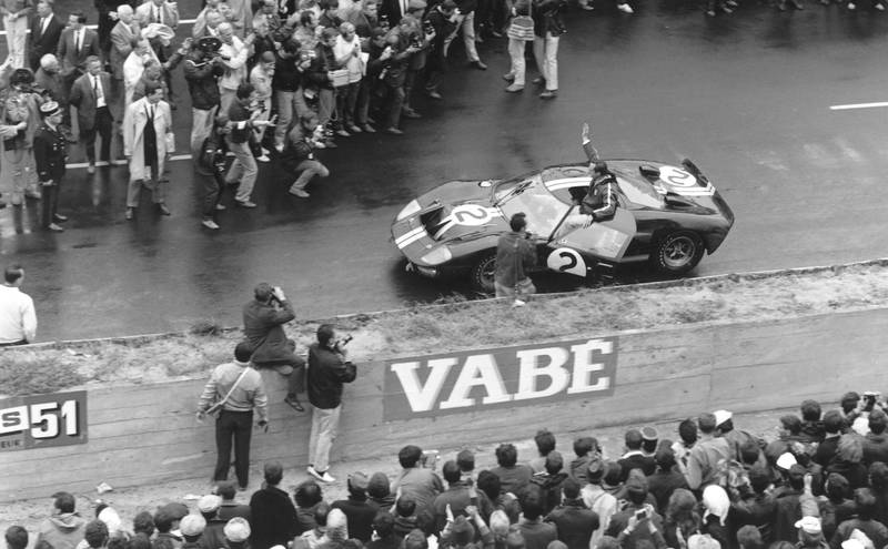 A look back at the 1966 Le Mans 24 Hours