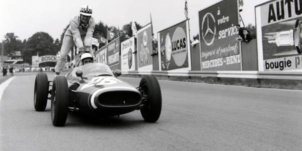 Track Torque with Innes Ireland and Niki Lauda