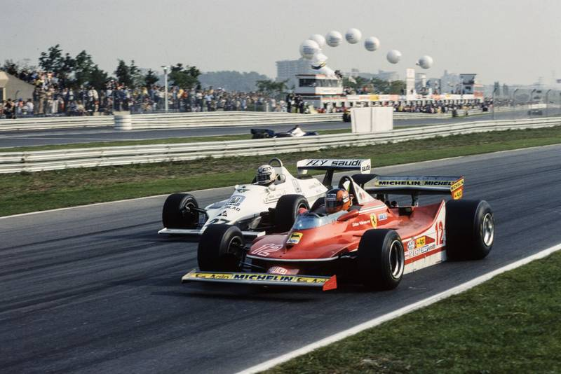 1979 Canadian GP race