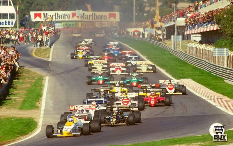 48 –1984 Portuguese GP