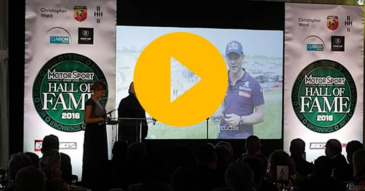 Sébastien Loeb inducted into the Motor Sport Hall of Fame