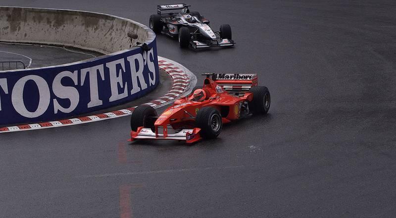 53 –2000 Belgian GP