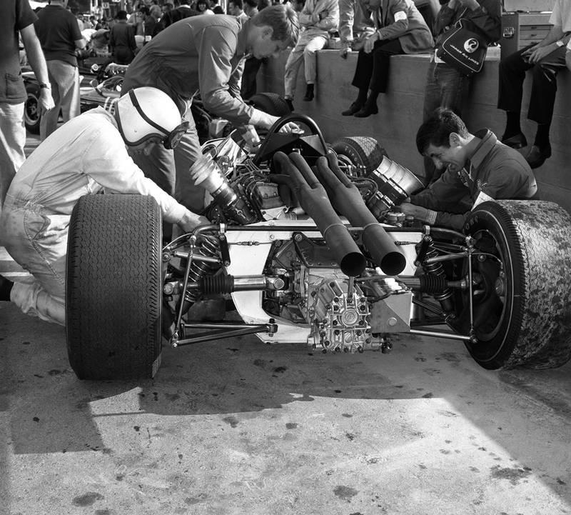This week in motor sport – McLaren; Monaco & Belgian GPs