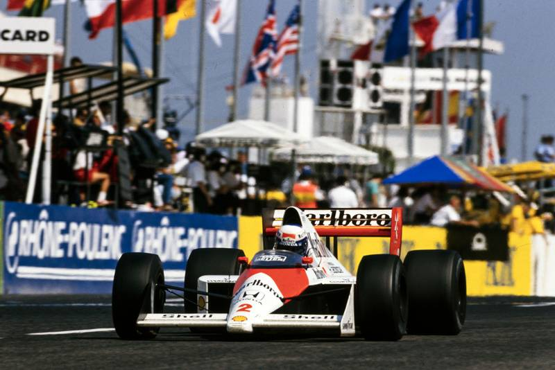 1989 French GP feature