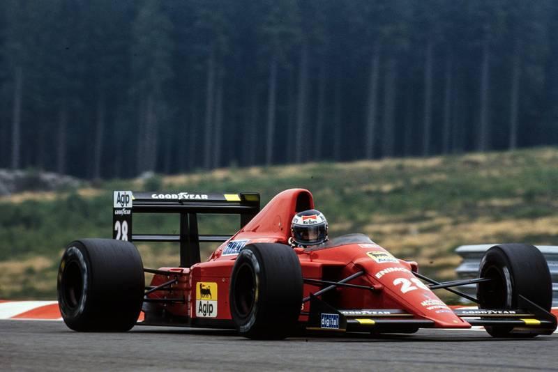 1975 BEL GP Berger Q3