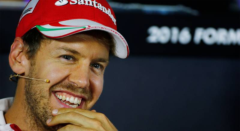Vettel: 'Make drivers the limit in F1'