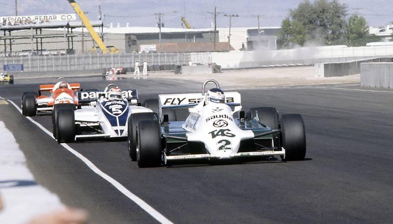 39 – 1981 Caesars Palace GP