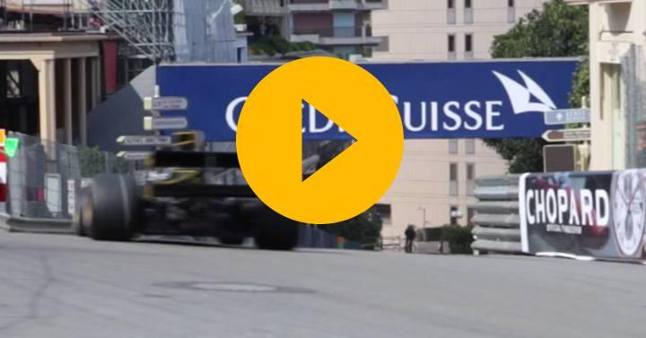 Grand Prix de Monaco Historique in video
