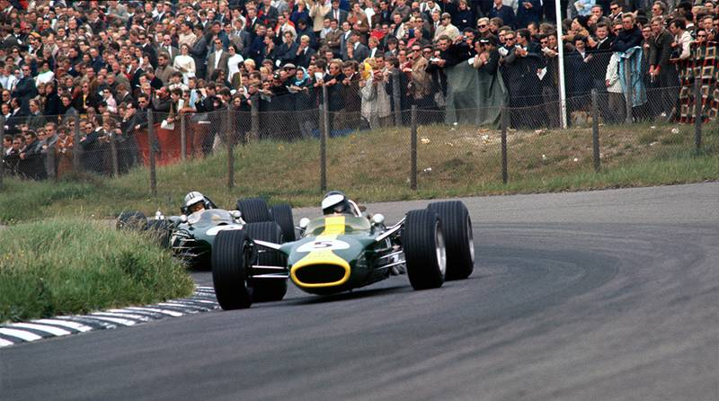 40 – 1967 Dutch GP