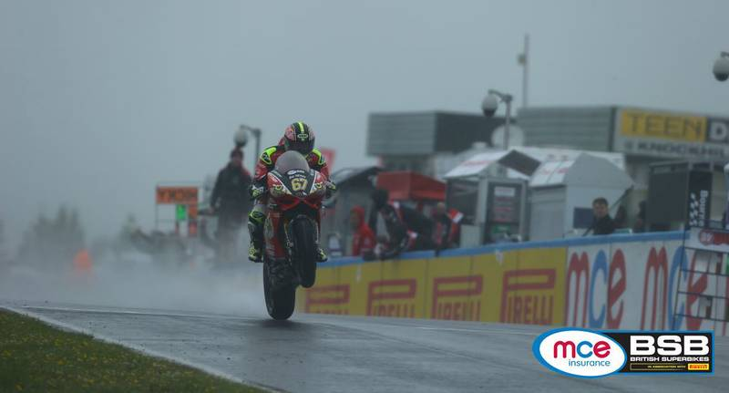 The ups and downs of Knockhill