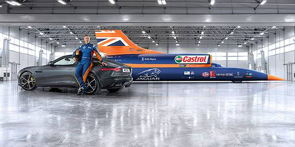 Bloodhound – fast but last?