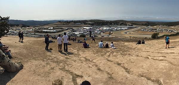 Monterey Reunion –a fan's view