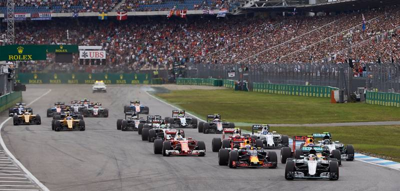 Ten German Grand Prix facts