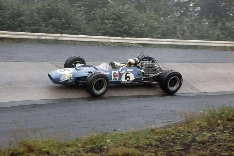 Jackie Stewart (Matra MS10-Ford Cosworth)