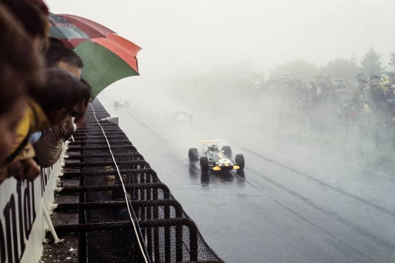 Jochen Rindt, Brabham BT26 Repco.