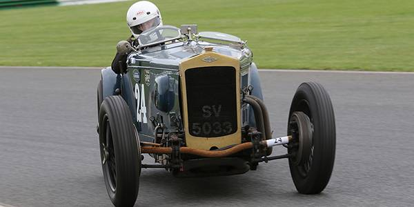 Edwardians star with VSCC at Mallory Park