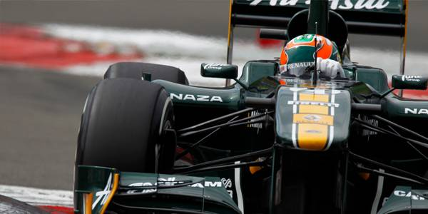 Submit your questions for Karun Chandhok