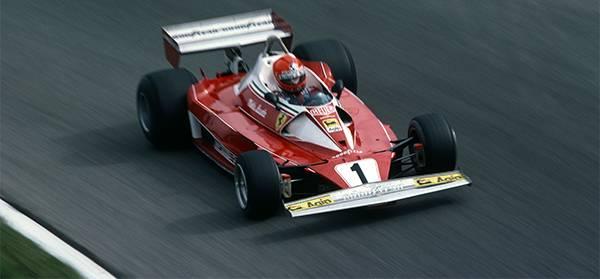 Lauda's comeback