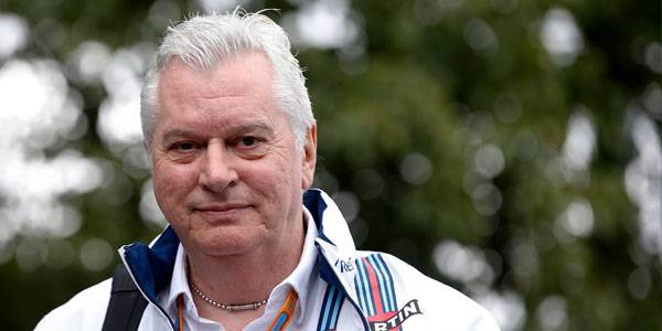 Submit your questions for Pat Symonds
