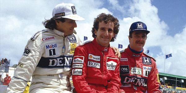 1 – 1986 Australian GP