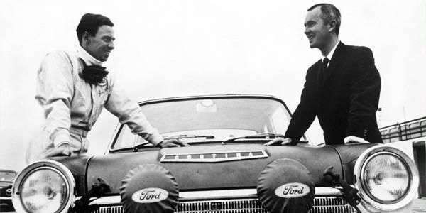Jim Clark's 1966 RAC Rally