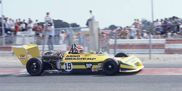 Piquet's '78 – from Mallory to Montreal