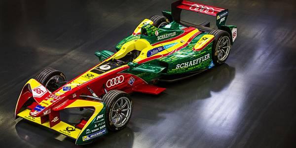 Formula E's manufacturer draw