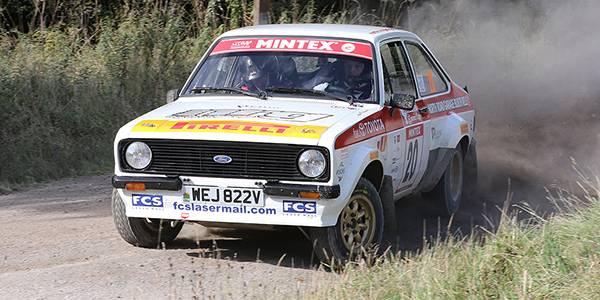 Pritchard seals British Historic Rally title