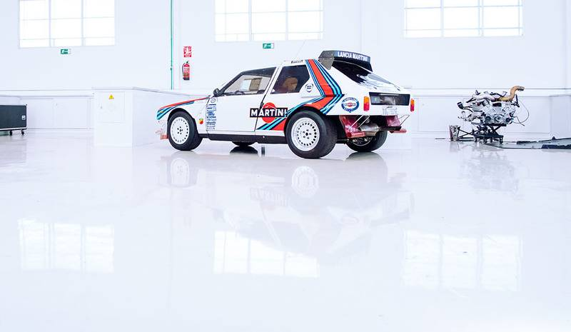 Lancia Delta S4 gallery