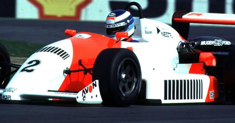 Häkkinen's glory days in Formula 3