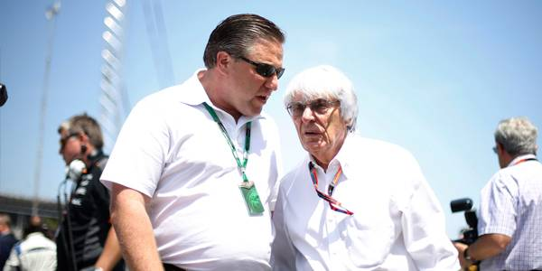 Will Zak Brown turn McLaren's fortunes around?