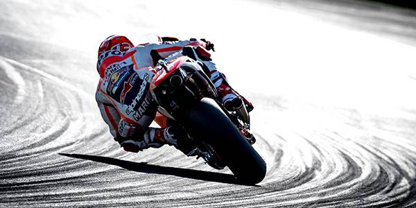 How MotoGP traction control works