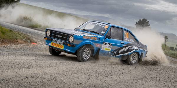 Evans wins New Zealand Silver Fern Rally