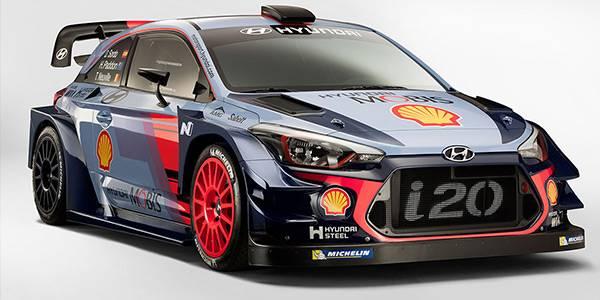 Gallery: Hyundai's i20 Coupe WRC