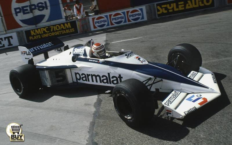 Bernie's Brabham