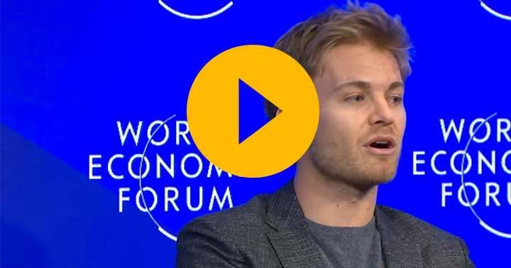 Watch: An insight, an idea with Nico Rosberg