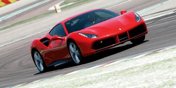 A life of Ferrari