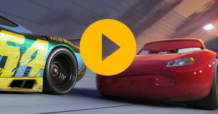 Watch: Cars 3 extended look