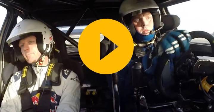 Watch: Driving the World RX winner