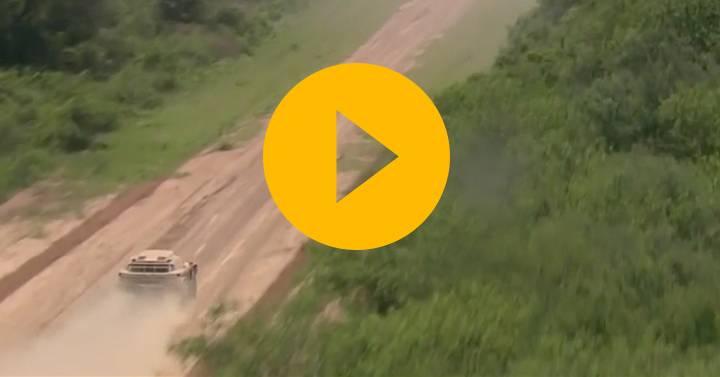 Dakar: Stage two