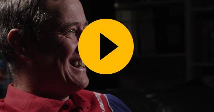 John McGuinness: A life behind the bars