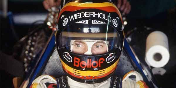 Stefan Bellof – the mercurial talent taken too soon