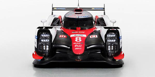 Toyota unveils updated TS050