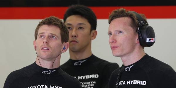Submit your questions for Anthony Davidson