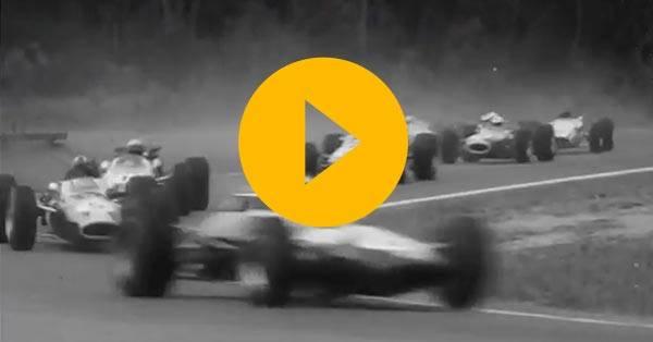 The Australian Grand Prix, half a century ago
