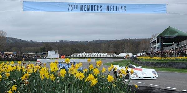 Relive the Goodwood Members' Meeting