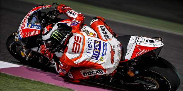 Why Ducati is so fast at Losail