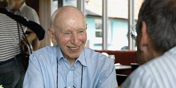 Lunch with John Surtees