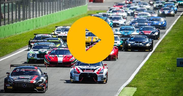 Blancpain Endurance Cup: Monza